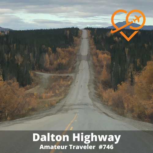 Driving the Dalton Highway – Episode 746