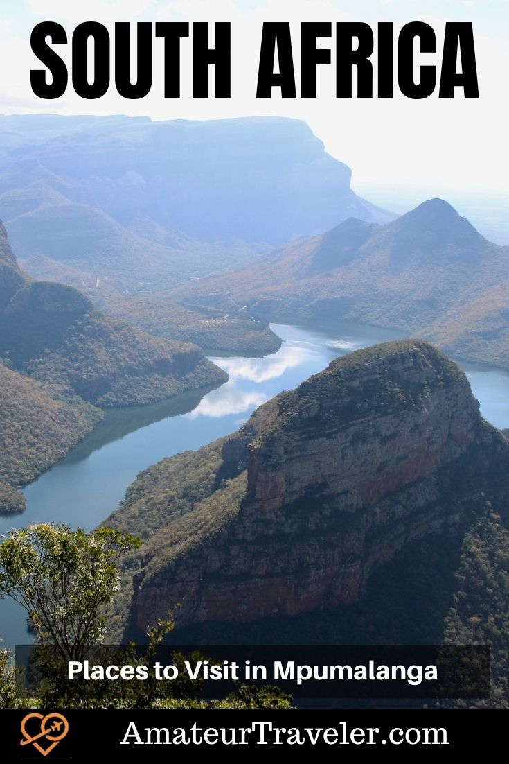 Places to Visit in Mpumalanga - South Africa #south-africa #africa #travel #trip #vacation #Mpumalanga #blyde-river #kruger