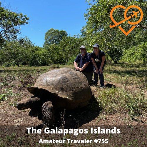 Travel to the Galapagos Islands, Ecuador – Episode 755