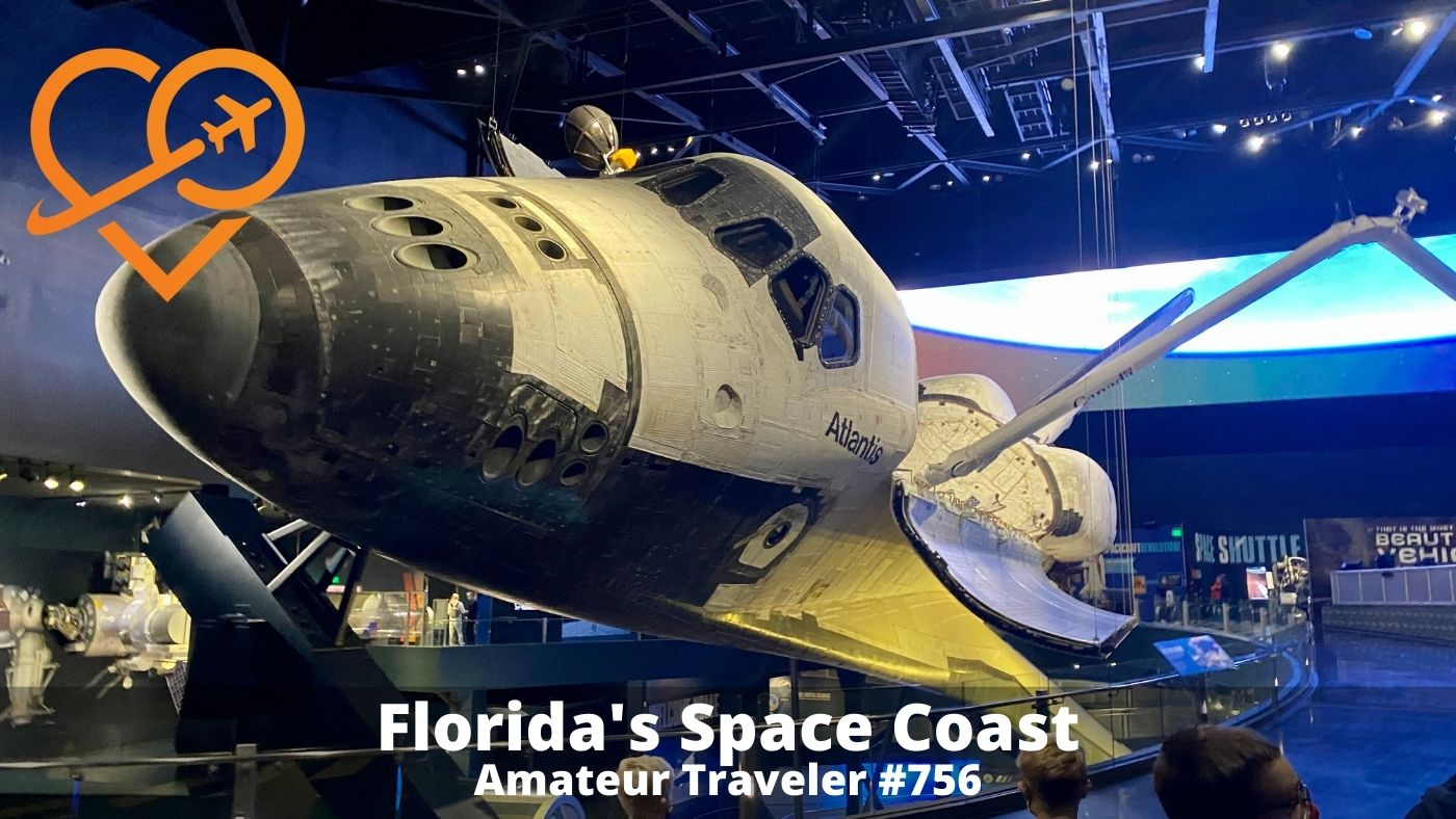 Travel to Florida's Space Coast (Podcast)