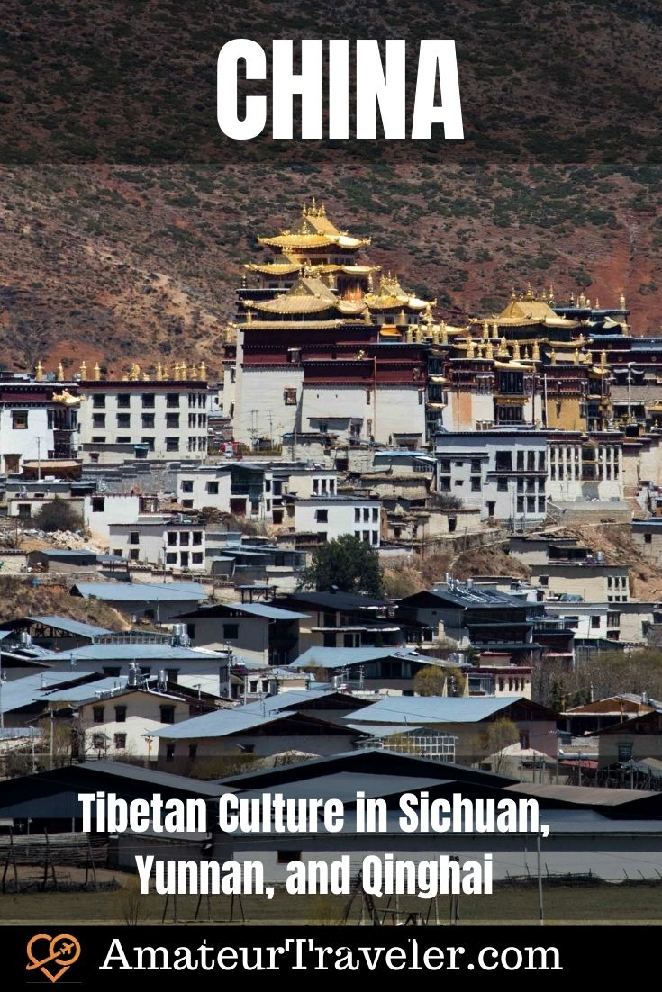 Tibetan Culture in Sichuan, Yunnan, and Qinghai: Tibet Without the Hassle #china #travel #trip #vacation #tibet #Qinghai #Sichuan #Yunnan #buddhist