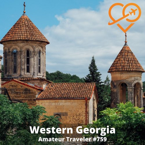 Travel to Western Georgia (the country) – Episode 759