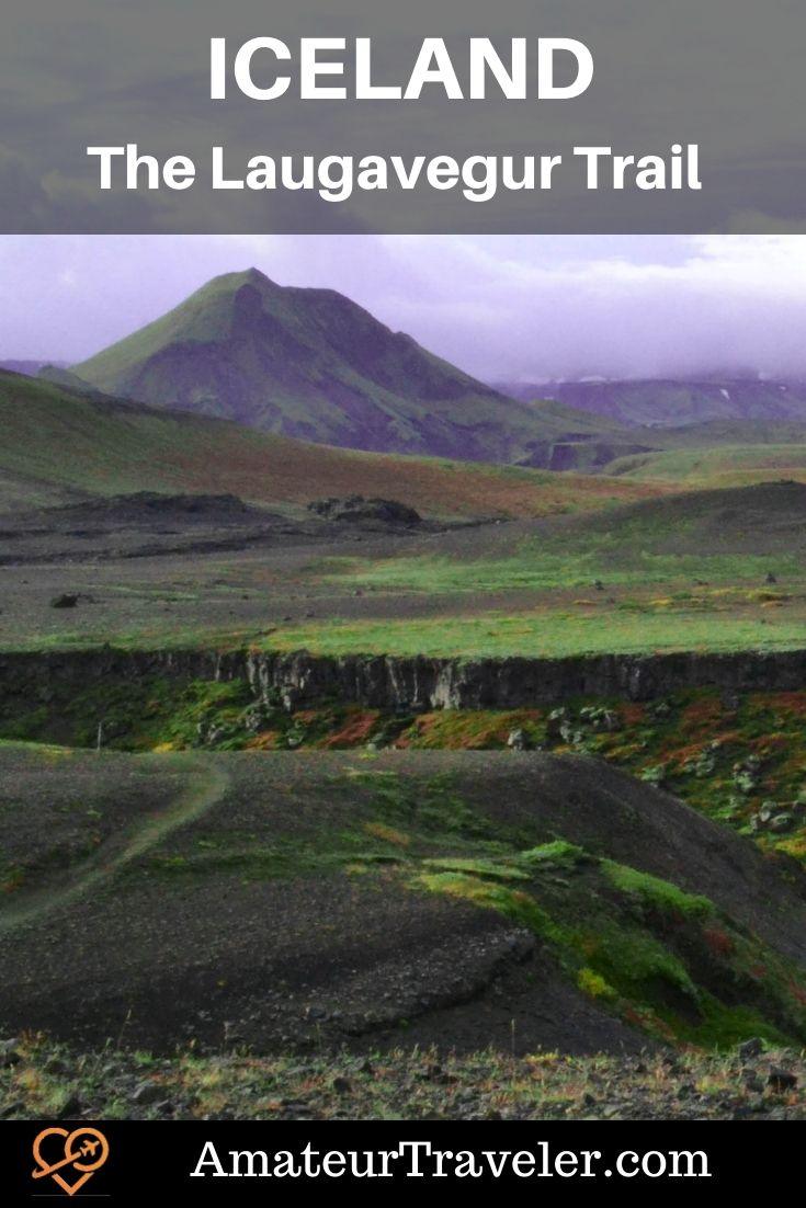 Laugavegur Trail in Iceland - When to Go, What to Bring, Itinerary #trekking #iceland #hiking #trail #camping