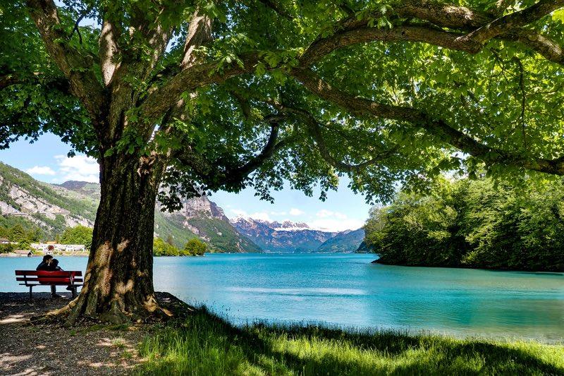 Walensee Switzerland