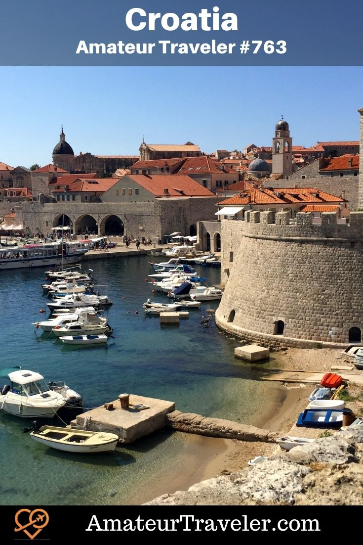 Travel to Croatia (Podcast)   Things to do in Croatia #croatia #dubrovnik #hvar #travel #trip #vacation #things-to-do-in #places