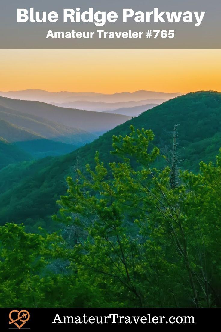 Road Trip - Blue Ridge Parkway (Podcast) #national-park #north-carolina #virgina #usa #road-trip #travel #trip #vacation