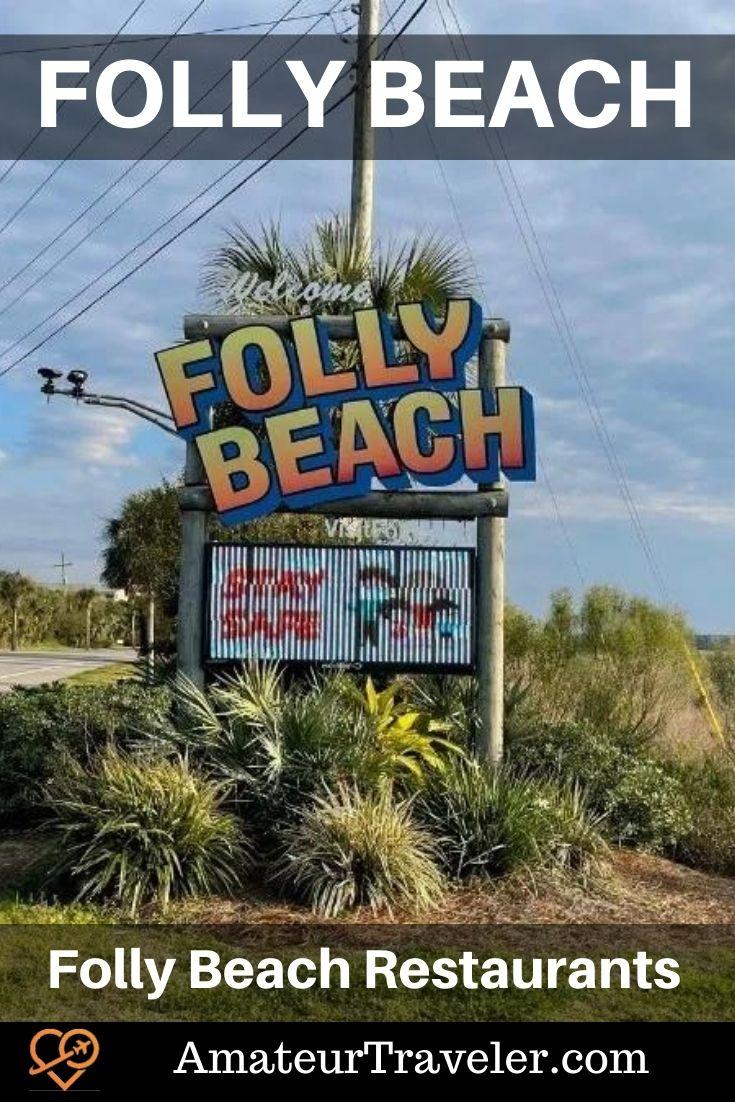 Folly Beach Restaurants - Folly Beach, South Carolina #usa #restaurant #charleston #folly-beach #food #south-carolina