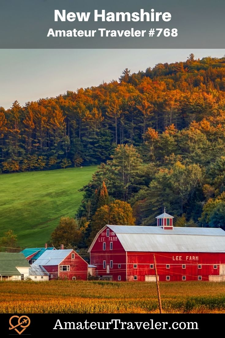 Travel to New Hampshire (Podcast) | Things to do in New Hampshire #new-hampshire #travel #trip #vacation #things-to-do-in #places #hikes