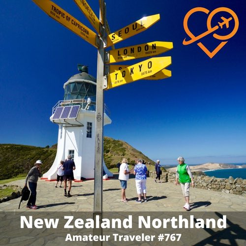 Travel to the New Zealand Northland – Episode 767