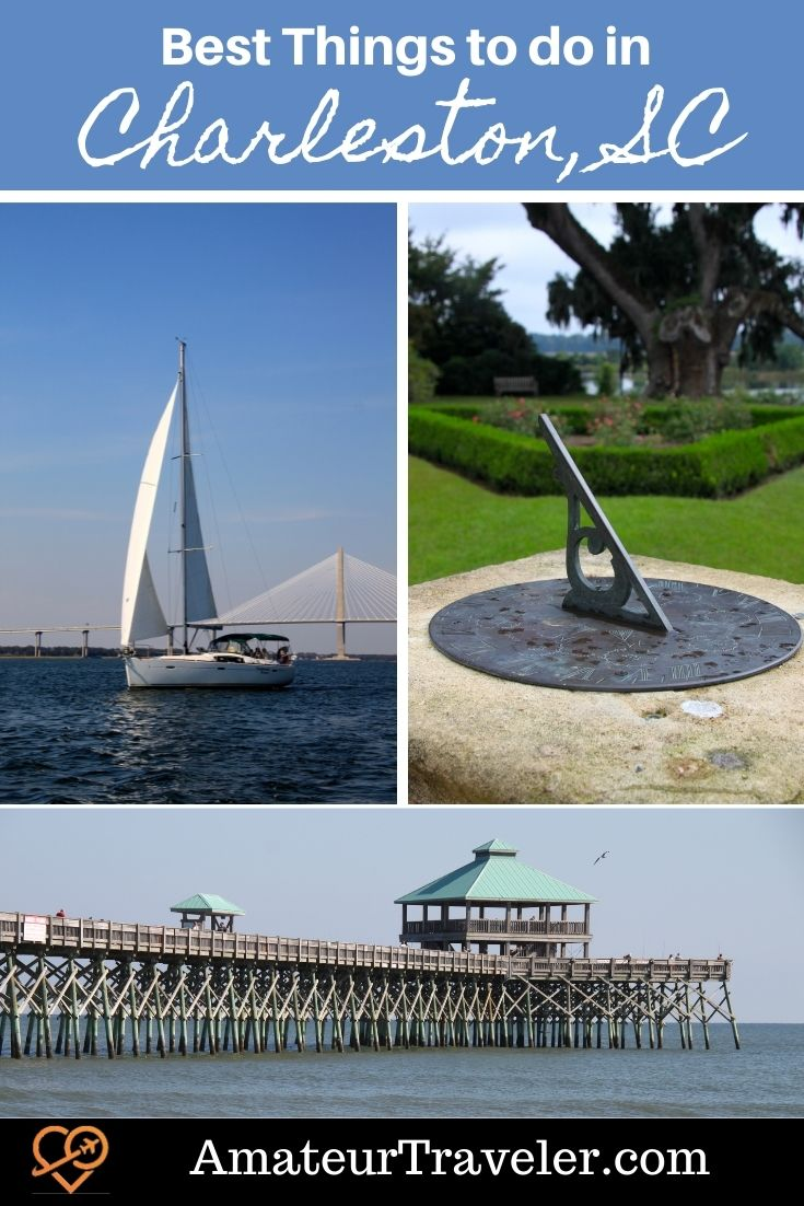 Best Things to do in Charleston, South Carolina #charleston #things-to-do-in #tours #places #south-carolina #travel #trip #vacation