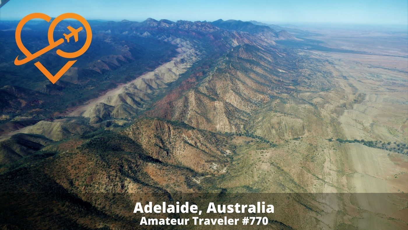 Wilpena Pound - Places to Visit in South Australias (Podcast)