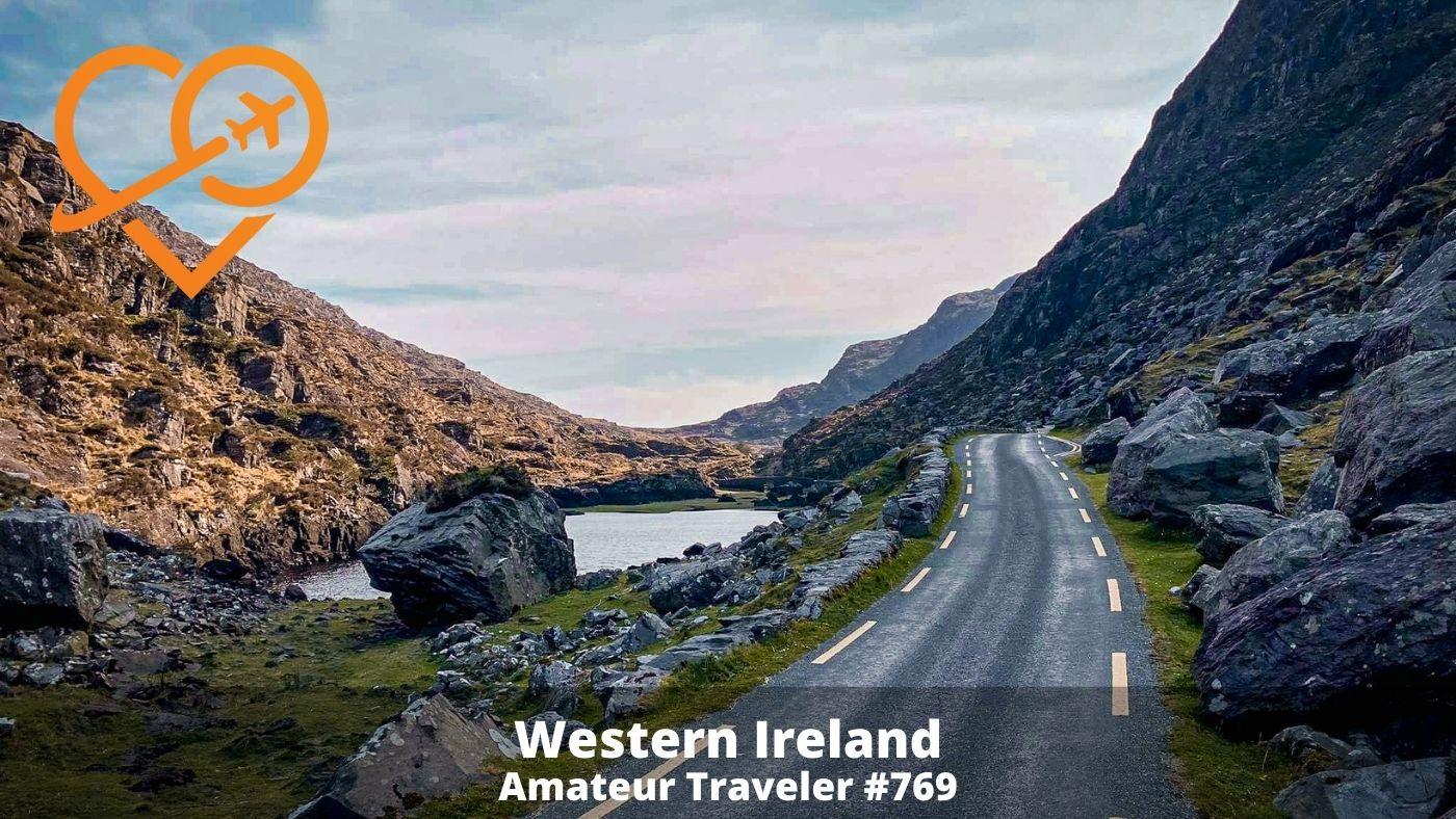 Travel to Western Ireland (Podcast)