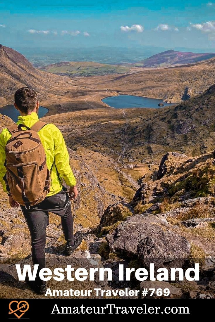 Travel to Western Ireland (Podcast) | Things to do in Western Ireland | Ireland Road Trip #ireland #kerry #road-trip #travel #trip #vacation #cliffs-of-moher #burren #cork