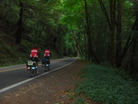 Bike tour from Vancouver, B.C. to San Jose, CA – Episode 73