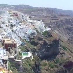 Santorini, Greece (part 1) – Video Episode 51