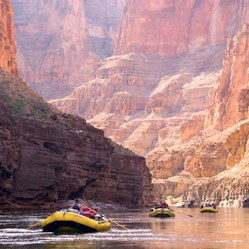 Rafting Down the Grand Canyon – Episode 223