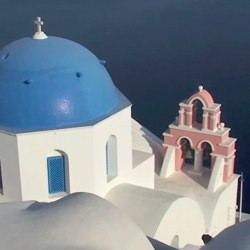 The Road to Io – Santorini, Greece – Video Episode 52