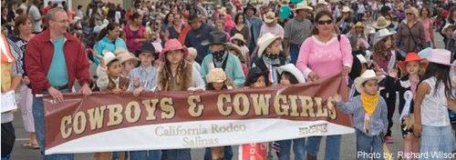Remebering the Kiddie Kapers Parade – Salinas, California