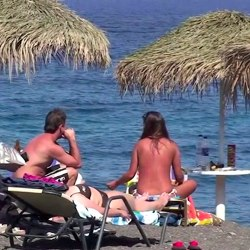 Santorini's Beaches – Video Episode 54